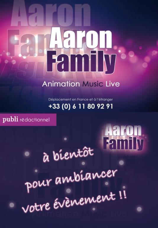 Aaron Family DJ1