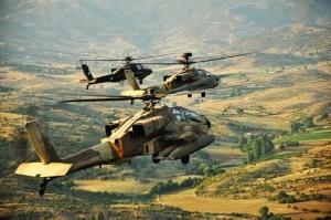 Exercice conjoint entre Tsahal et l'Armée de l'Air grecque