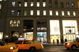 5ème avenue à New York