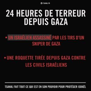 gaza terreur