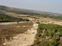 decouverte d'un village vieux de 2500 ans