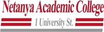 logo netanya academic college