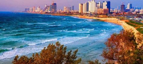 Plage-Tel-Aviv
