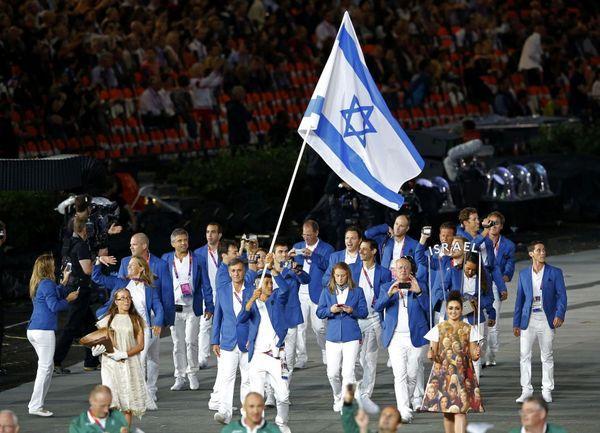 JO israeliens au bresil