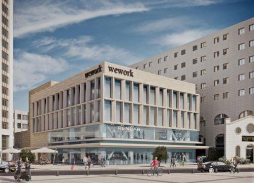Wework ouvre ses portes à jérusalem en octobre prochain ashdod café