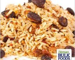 Cajun Rice Red Beans, Natural