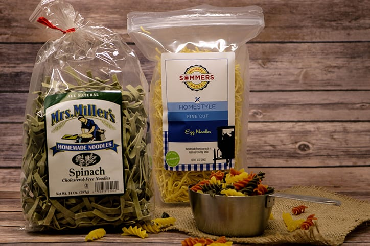 pasta and noodles bulk food store Columbus Ohio