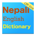 Nepali Dictionery offline apps logo
