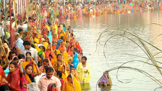 Janakpur Chaath Parva Festival