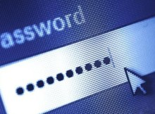 view saved password web browser