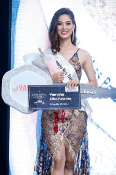 2018 Shrinkhala Khatiwad yamaha miss nepal