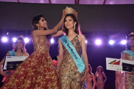 Miss Nepal World 2018 Shrinkhala Khatiwada