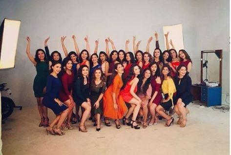 Miss nepal 2018 contestant