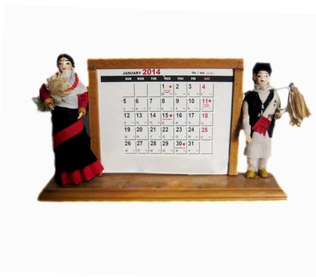 Newari calendar