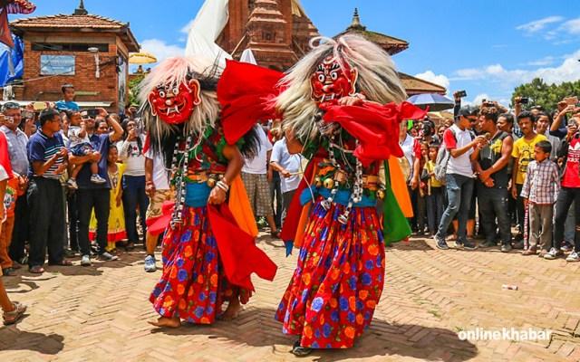 Major festivals of Nepal