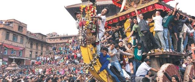 indra jatra festival