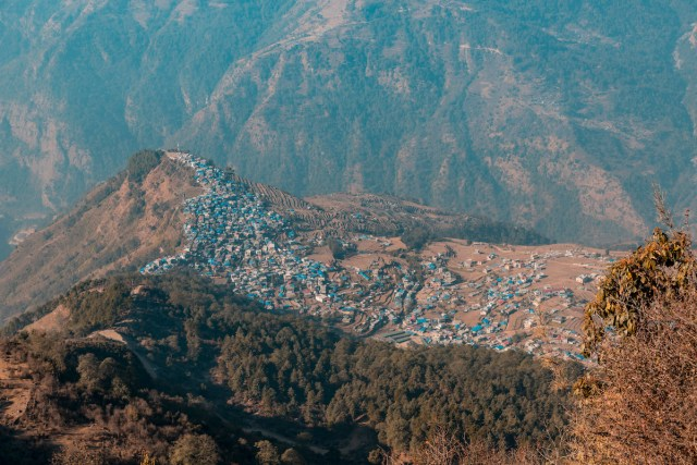 Barpak Village of Gorkha