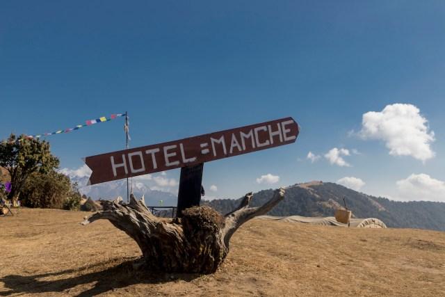 Hotel Mamche Barpak