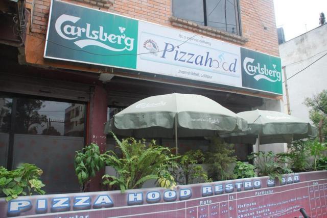 Pizza Hood Jhamsikhel