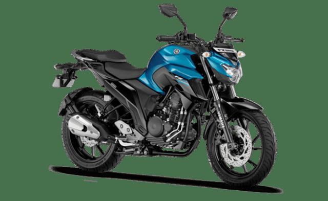 Yamaha FZ 250 in Nepal