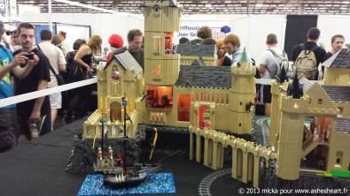 [Event] Japan Expo 2013 - Lego Poudlard 2