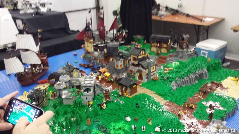 [Event] Japan Expo 2013 - Lego Poudlard 7