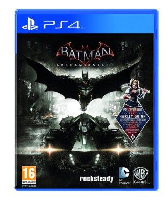 Jaquette PS4