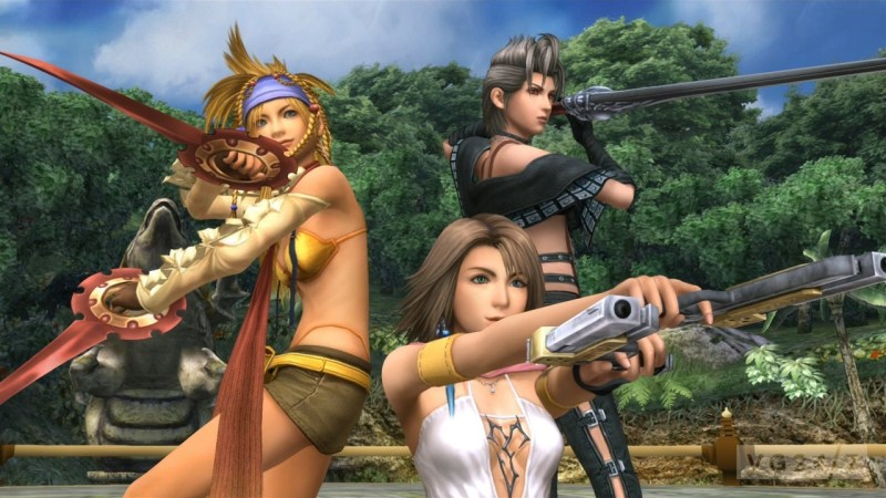 Test - Final Fantasy X | X-2 HD Remaster - image 4