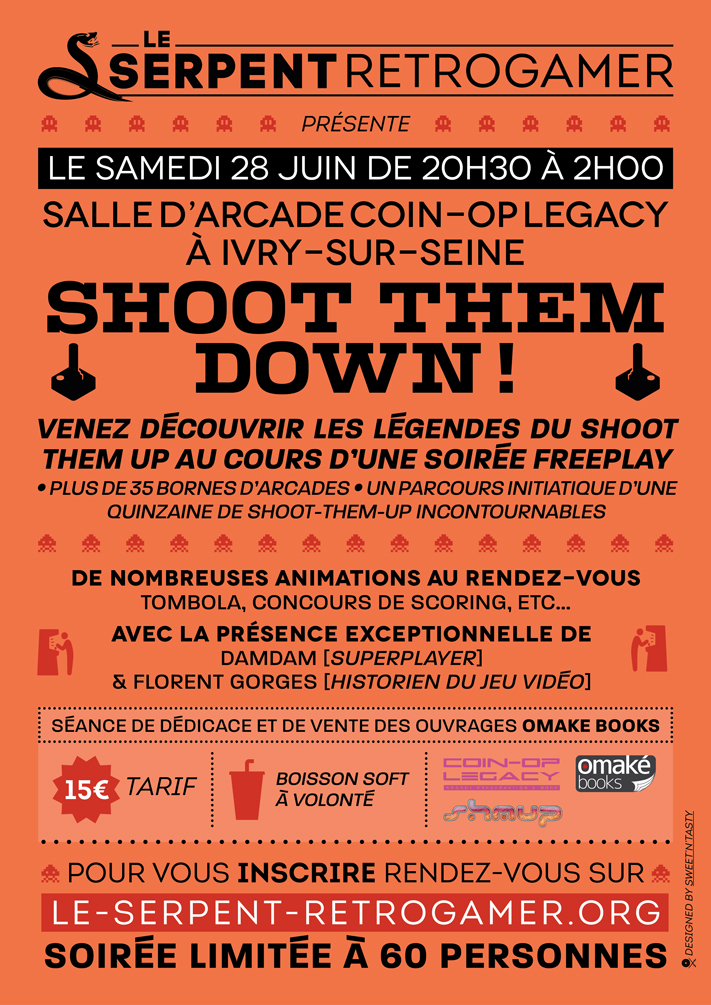 Event - Shoot Them Down - affiche complète