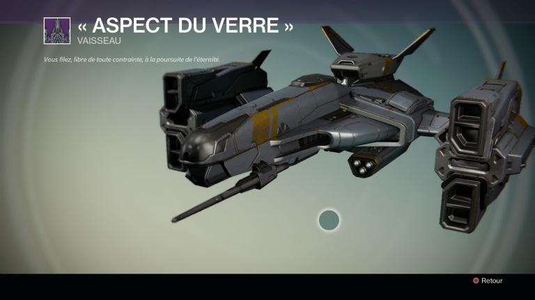 Actualité - Destiny : journal de bord, jour 12 à 15 - raid Vénus - vaisseau