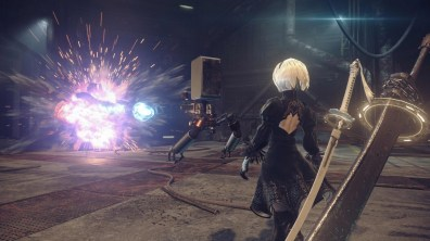 [Event] PGW 2015 - NieR Automata - screenshot - 02