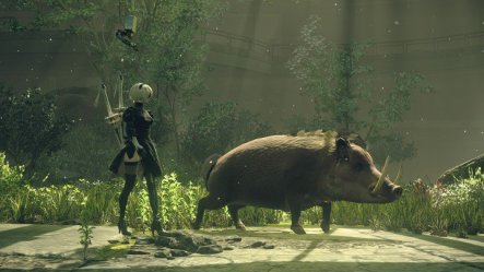 [Event] PGW 2015 - NieR Automata - screenshot - 03