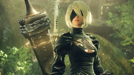 [Event] PGW 2015 - NieR Automata - screenshot - 04