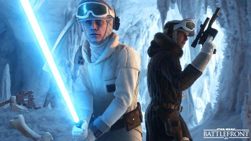 Les tenues pour Luke Skywalker et Han Solo