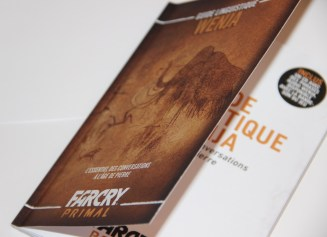 Collector - Far Cry Primal - édition collector - guide linguistique