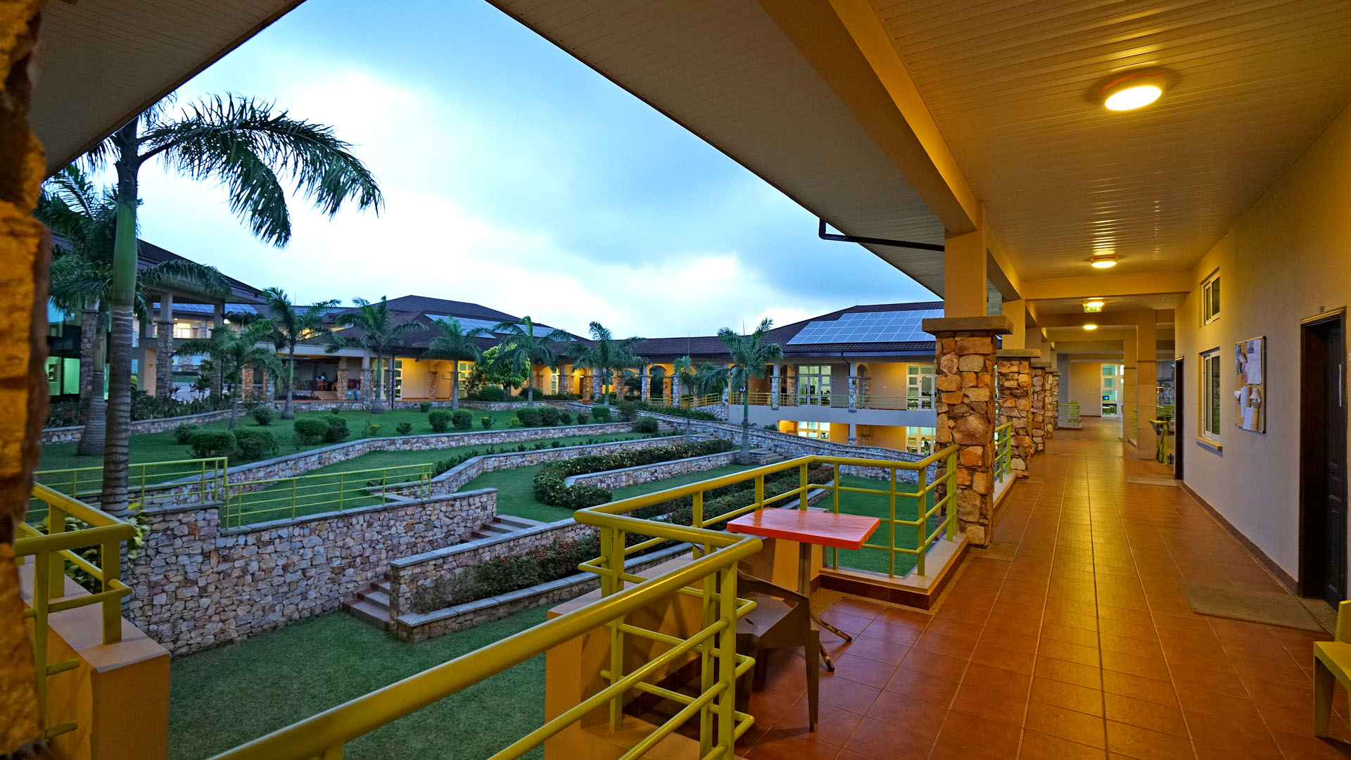 Welcome to Ashesi's Campus - Ashesi University