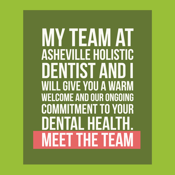 Asheville Holistic Dentist