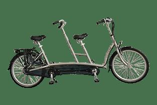 Companion Cycle Tandem Bike Twinny Van Raam