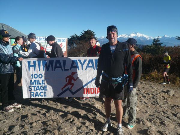 Steve in Himalayas