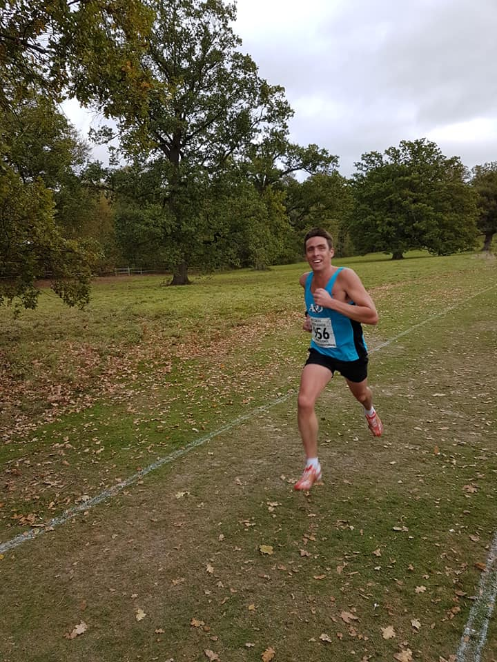 Mens XC Rob Barton