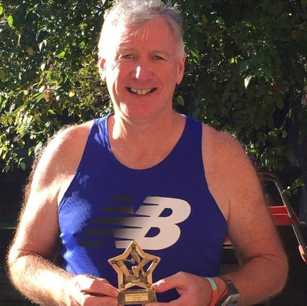 Terry Sellen Inspirational Parkrunner of the Year