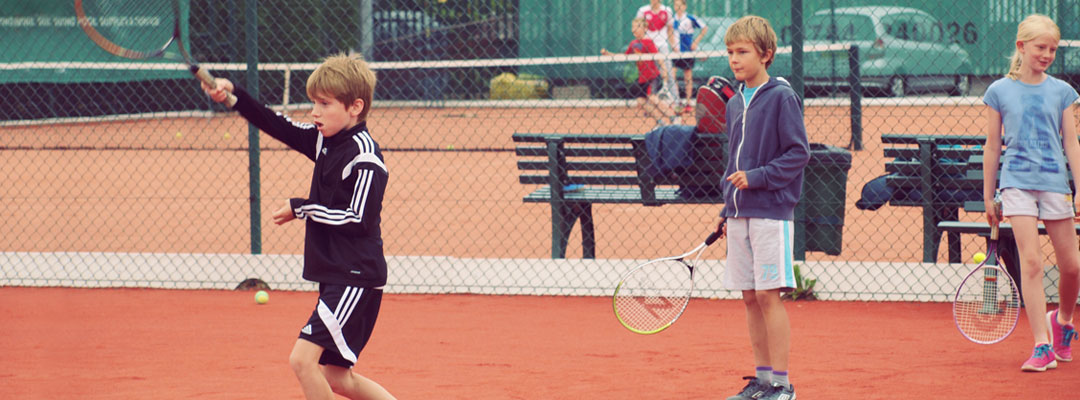 Junior Tennis in Staines and Ashford