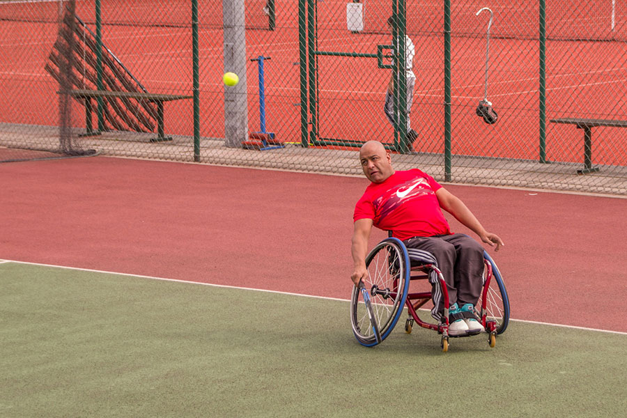 Wheelchair Tournament