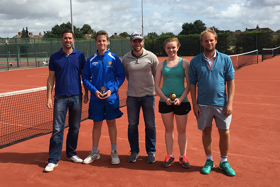 Junior Tennis Finals