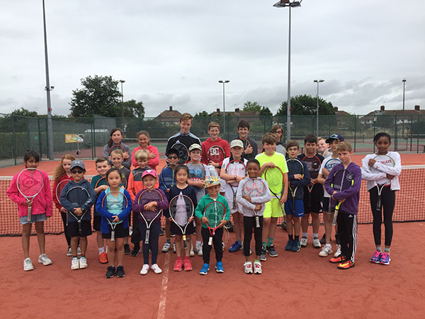 Half Term Tennis Camp & Tournament
