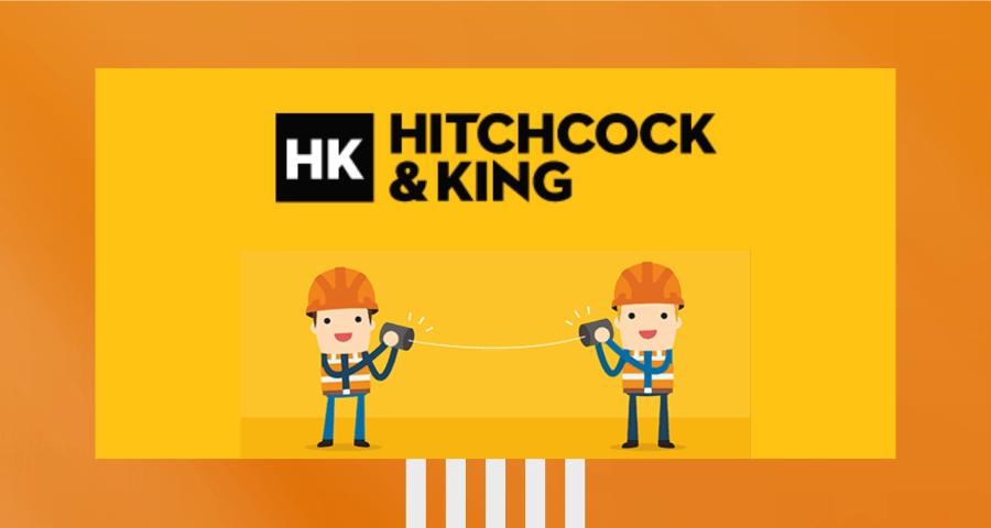 Hitchcock & King partner up for 2020/2021