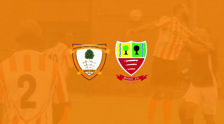 Ashford Town (Middlesex) FC vs Southall FC Preseason 2020