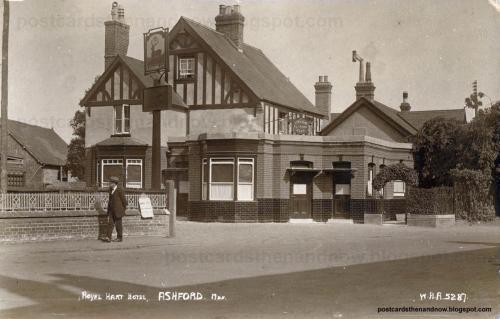 History of Ashford