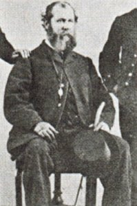 Captain William Hales Franklyn, circa 1870