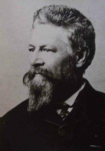 W.B. James Miller Brown (1830-1926), circa 1875